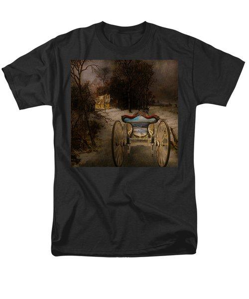 Going Home Men's T-Shirt  (Regular Fit) by Jeff Burgess