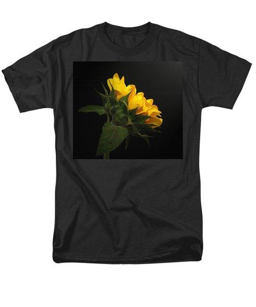 Men's T-Shirt  (Regular Fit) featuring the photograph Golden Beauty by Judy Vincent