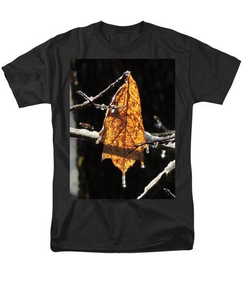 Goodbye To Autumn Men's T-Shirt  (Regular Fit)