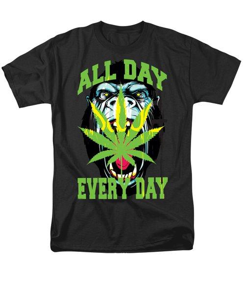 Gorilla Warfare  Men's T-Shirt  (Regular Fit) by John D'Amelio