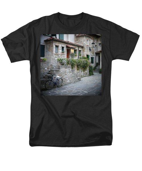 Grado Antica Men's T-Shirt  (Regular Fit) by Evelyn Tambour