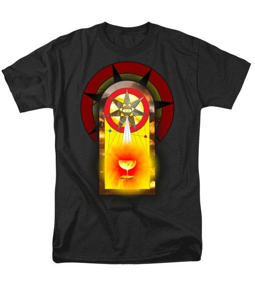 Grail Magic By Pierre Blanchard Men's T-Shirt  (Regular Fit)