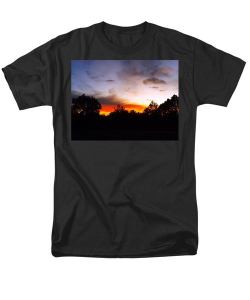 Grand Canyon Sunset Men's T-Shirt  (Regular Fit) by Adam Cornelison