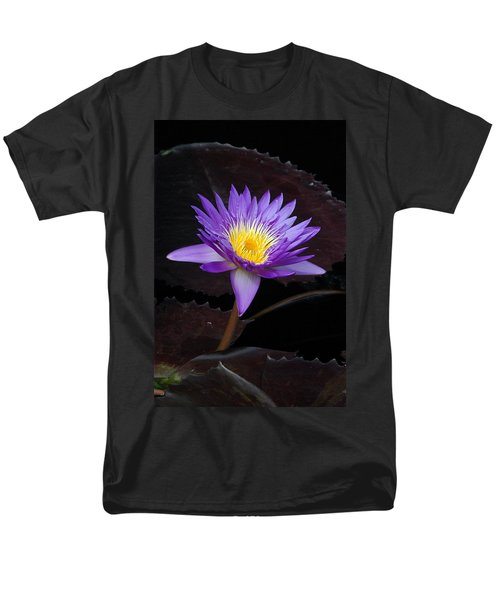 Men's T-Shirt  (Regular Fit) featuring the photograph Grand Entrance by Byron Varvarigos
