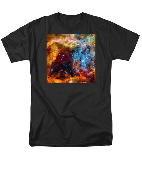 Grand Star-forming Region Men's T-Shirt  (Regular Fit) by Marco Oliveira