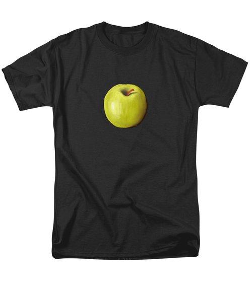 Granny Smith Apple Men's T-Shirt  (Regular Fit)