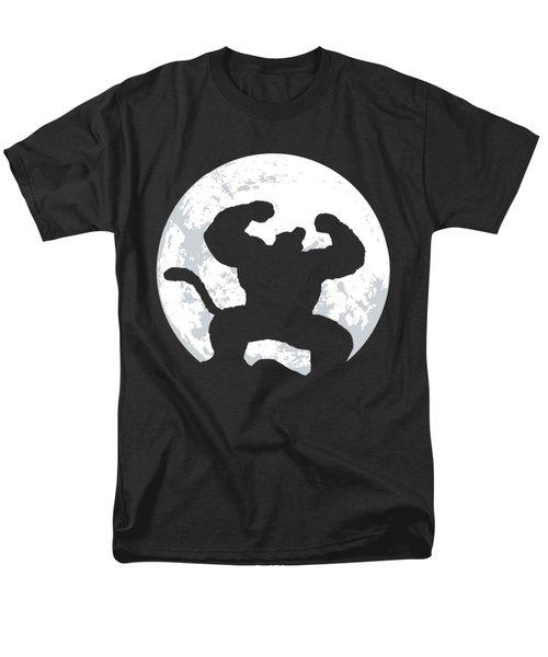 Great Ape Men's T-Shirt  (Regular Fit) by Danilo Caro
