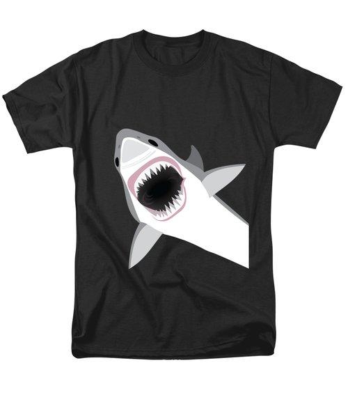 Great White Shark Men's T-Shirt  (Regular Fit)