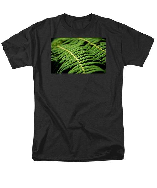 Green Bracken Men's T-Shirt  (Regular Fit) by Martin Capek