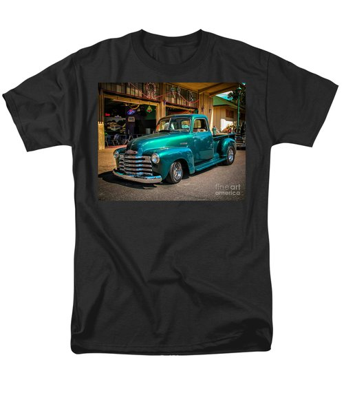 Green Dreams Men's T-Shirt  (Regular Fit) by Perry Webster