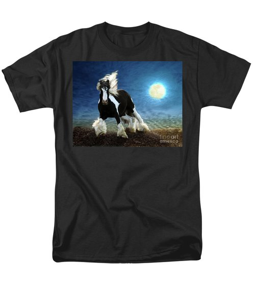 Gypsy Moon Men's T-Shirt  (Regular Fit) by Melinda Hughes-Berland