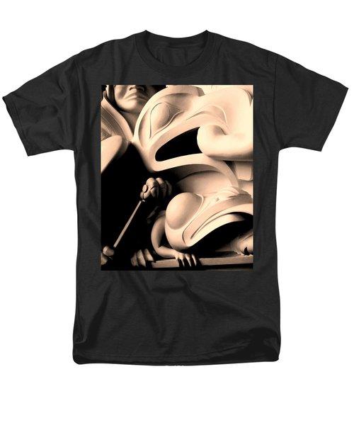 Haida Two Men's T-Shirt  (Regular Fit) by Ian  MacDonald