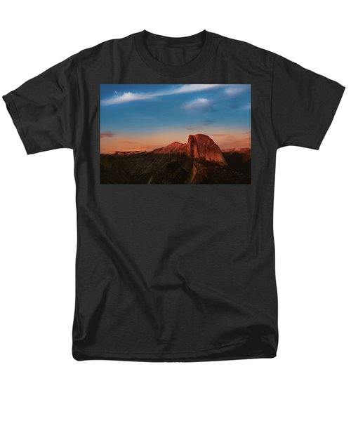 Half Dome  Men's T-Shirt  (Regular Fit)