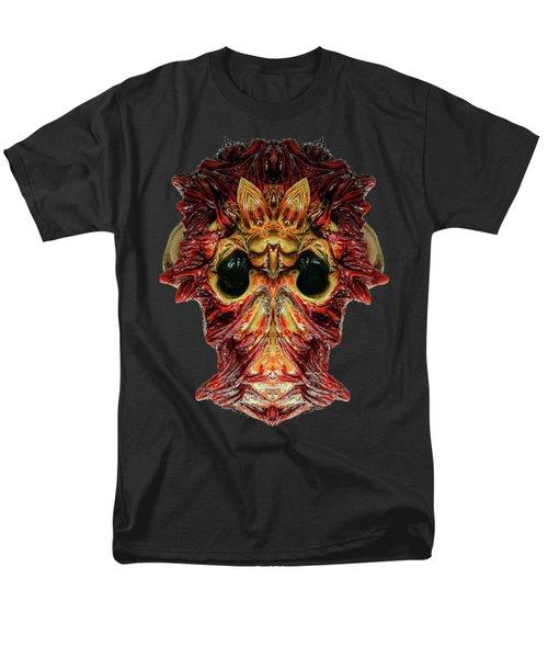 Halloween Mask 01214 Men's T-Shirt  (Regular Fit) by Rafael Salazar