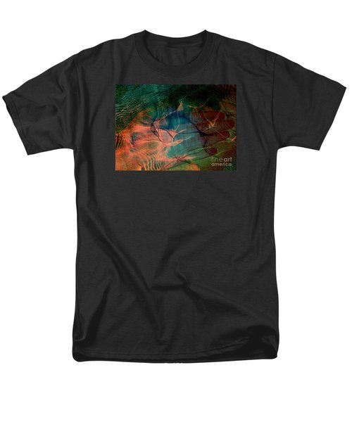 Hand Of A Healer - La Main Dun Guerisseur Men's T-Shirt  (Regular Fit) by Fania Simon