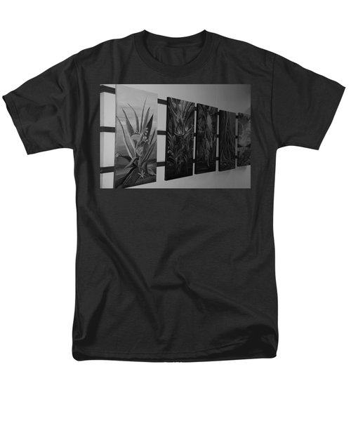 Men's T-Shirt  (Regular Fit) featuring the photograph Hanging Art by Rob Hans