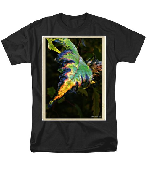 Men's T-Shirt  (Regular Fit) featuring the photograph Hanging Out by Joan  Minchak