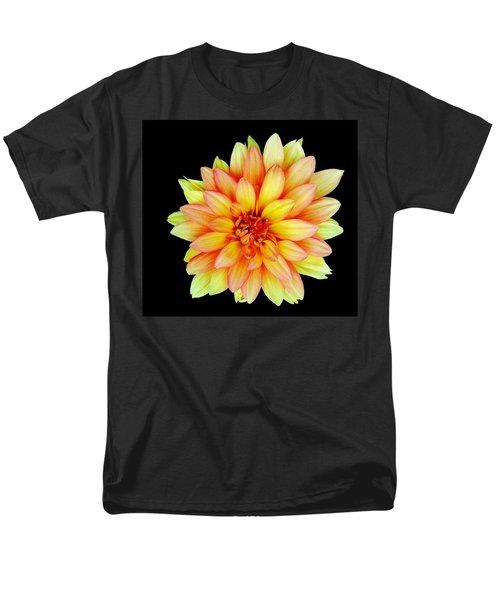 Happy Dahlia Men's T-Shirt  (Regular Fit)