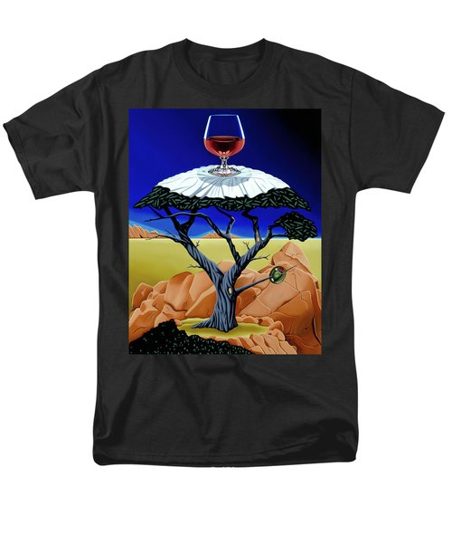 Happy Hour At The Midreal Cypress Men's T-Shirt  (Regular Fit)