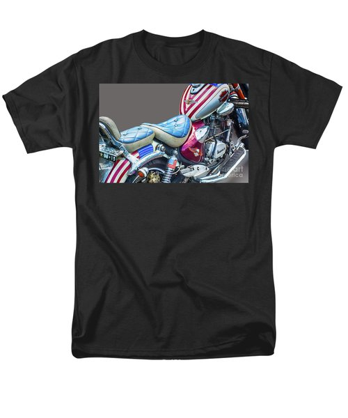 Men's T-Shirt  (Regular Fit) featuring the photograph Harley by Charuhas Images