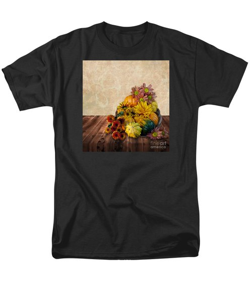 Harvest Bounty Men's T-Shirt  (Regular Fit) by Shirley Mangini