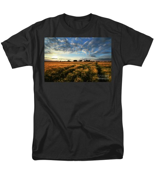 Harvest Men's T-Shirt  (Regular Fit) by Franziskus Pfleghart
