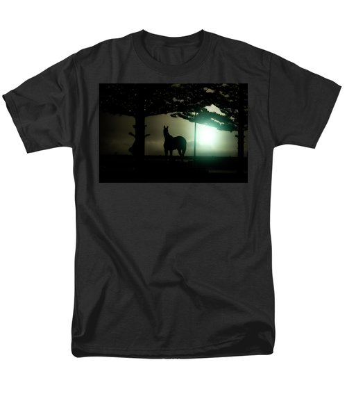 Hat-trick Men's T-Shirt  (Regular Fit) by Douglas Barnard