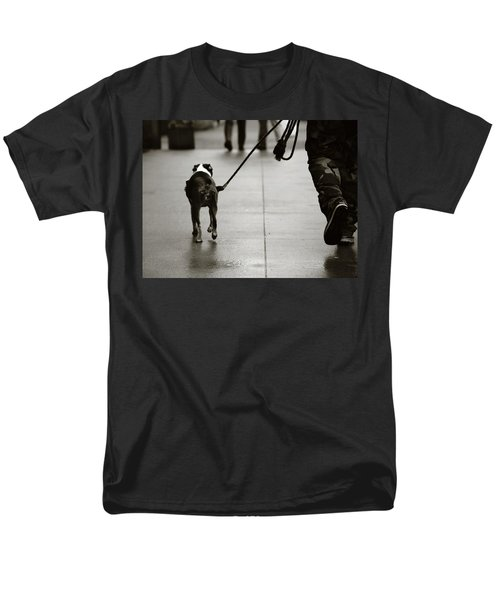 Men's T-Shirt  (Regular Fit) featuring the photograph Hauling Ass by Empty Wall
