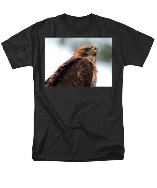Hawk Men's T-Shirt  (Regular Fit) by Bruce Patrick Smith