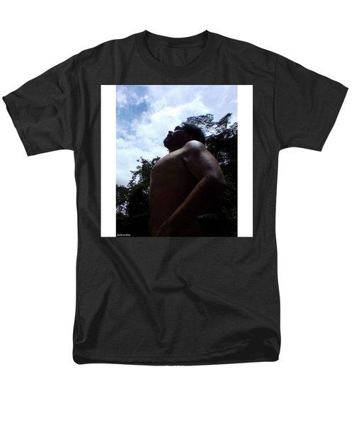 Heart, Soul And Men's T-Shirt  (Regular Fit) by David Cardona
