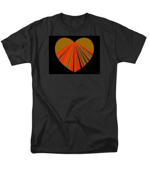 Heartline 5 Men's T-Shirt  (Regular Fit) by Will Borden