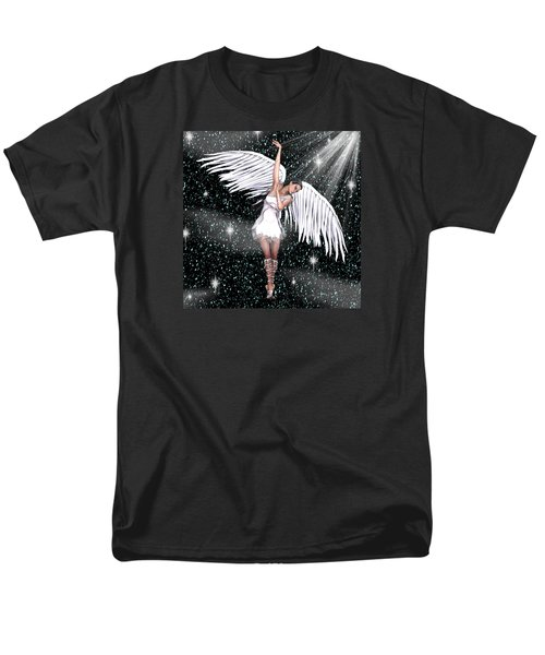 Heaven Bound Men's T-Shirt  (Regular Fit) by Rosalie Scanlon