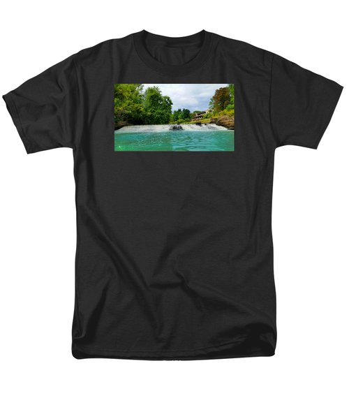 Men's T-Shirt  (Regular Fit) featuring the photograph Henry Ford Estate - Fair Lane by Michael Rucker