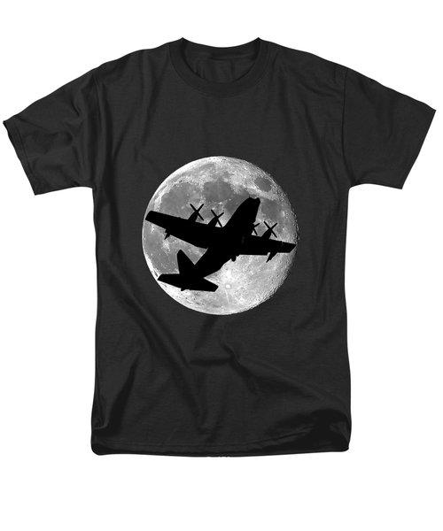 Hercules Moon .png Men's T-Shirt  (Regular Fit) by Al Powell Photography USA