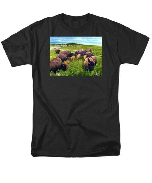 Herd Hierarchy Men's T-Shirt  (Regular Fit) by Ric Darrell
