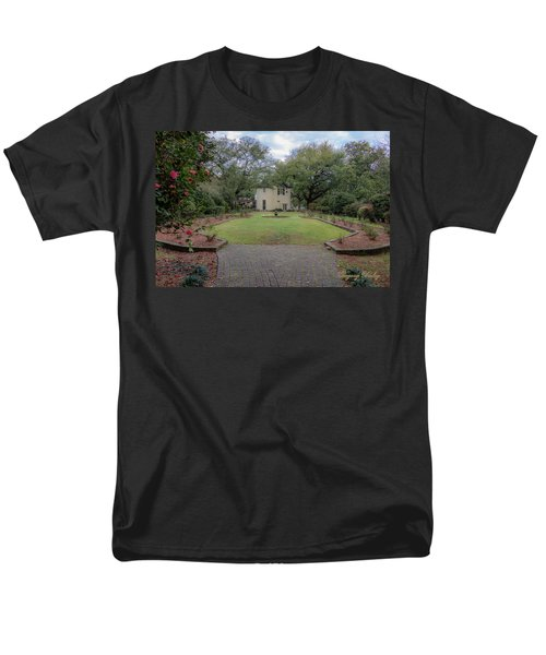 Men's T-Shirt  (Regular Fit) featuring the photograph Heyman Garden 03 by Gregory Daley  PPSA