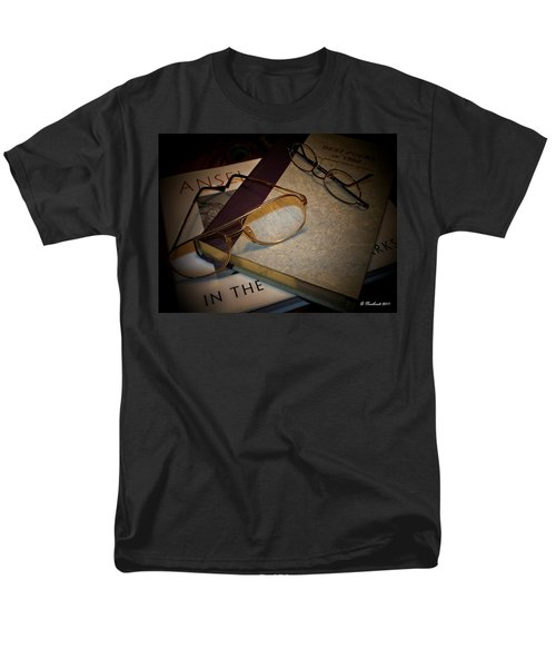 His And Hers - A Still Life Men's T-Shirt  (Regular Fit) by Betty Northcutt