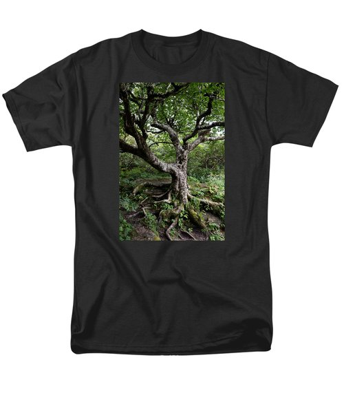Hold Firm Men's T-Shirt  (Regular Fit) by Gary Smith
