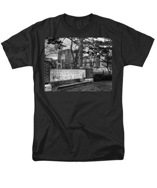 Men's T-Shirt  (Regular Fit) featuring the photograph Home Of The Boilers by Coby Cooper