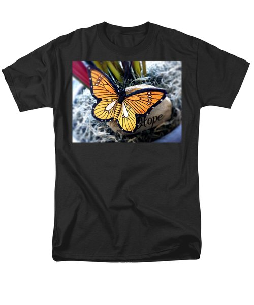 Hope Men's T-Shirt  (Regular Fit) by Carlos Avila