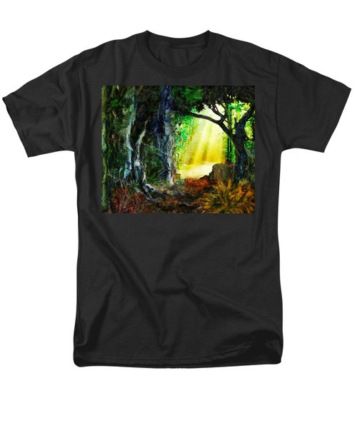 Men's T-Shirt  (Regular Fit) featuring the digital art Hope by Francesa Miller