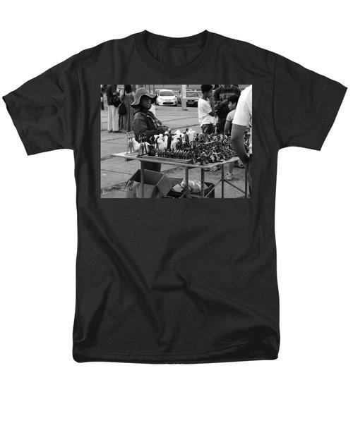 Hopes Men's T-Shirt  (Regular Fit) by Beto Machado