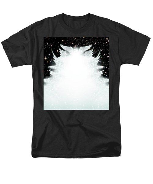 Host Of Angels Men's T-Shirt  (Regular Fit) by James Larkin