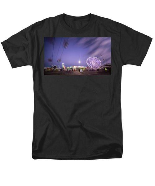 Houston Texas Live Stock Show And Rodeo #13 Men's T-Shirt  (Regular Fit) by Micah Goff