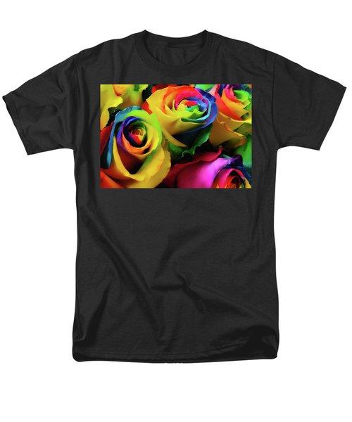 Hue Heaven Men's T-Shirt  (Regular Fit) by JAMART Photography