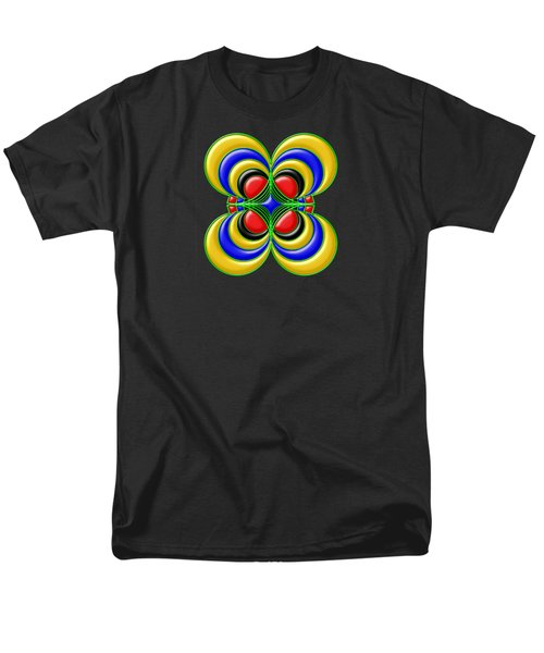 Hypnotic Men's T-Shirt  (Regular Fit)