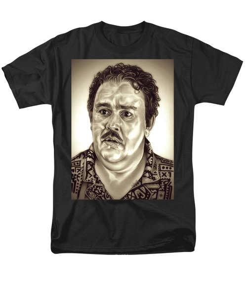 I Like Me Men's T-Shirt  (Regular Fit) by Fred Larucci