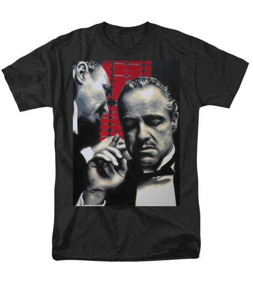 I Want You To Kill Him 2013 Men's T-Shirt  (Regular Fit) by Luis Ludzska