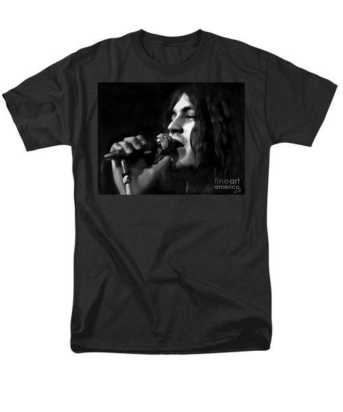 Ian Gillan Men's T-Shirt  (Regular Fit) by Sergey Lukashin