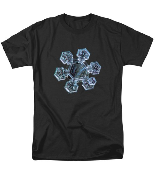 Men's T-Shirt  (Regular Fit) featuring the photograph Icy Jewel by Alexey Kljatov